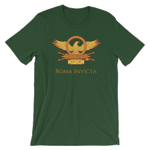 Load image into Gallery viewer, Roma Invicta Inspirational Short-Sleeve Unisex T-Shirt