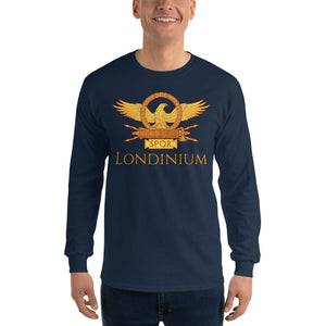 Londinium - Men's Long Sleeve Shirt