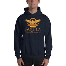Load image into Gallery viewer, Roman eagle hoodie