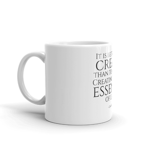 Inspirational Julius Caesar Quote Coffee Mug