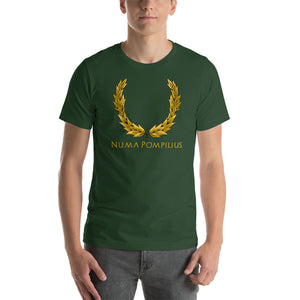 Ancient Roman king tee shirt