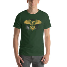 Load image into Gallery viewer, Ancient Rome eagle t-shirt