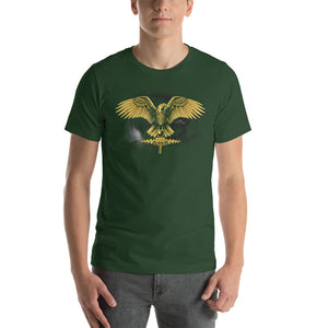 Ancient Rome eagle t-shirt