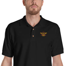 Load image into Gallery viewer, Roman Eagle SPQR - Embroidered Polo Shirt