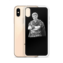 Load image into Gallery viewer, Gaius Julius Caesar Portrait Ancient Rome iPhone Case