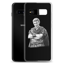 Load image into Gallery viewer, Gaius Julius Caesar Portrait Ancient Rome Samsung Case
