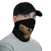 Load image into Gallery viewer, Anti Barbarian Steampunk Roman Eagle Neck Gaiter