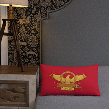 Load image into Gallery viewer, SPQR Roman Eagle Premium Pillow