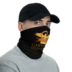 Carthage Delenda Est SPQR Roman Eagle Anti Barbarian Neck Gaiter