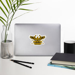 Roman Eagle SPQR Aquila Bubble-Free Sticker