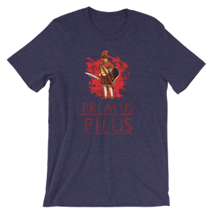 Primus Pilus Ancient Roman Legionary Short-Sleeve Unisex T-Shirt