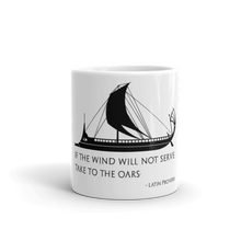 Load image into Gallery viewer, Stoicism philosophy quote mug