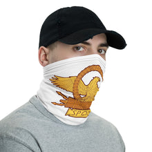Load image into Gallery viewer, Anti Barbarian SPQR Roman Eagle Neck Gaiter