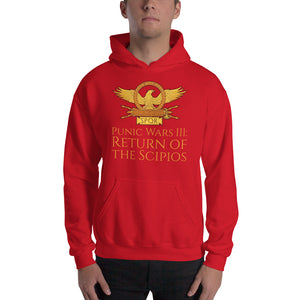 Third Punic War: Return Of The Scipios - Unisex Hoodie