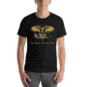 Ancient Roman mythology eagle shirt