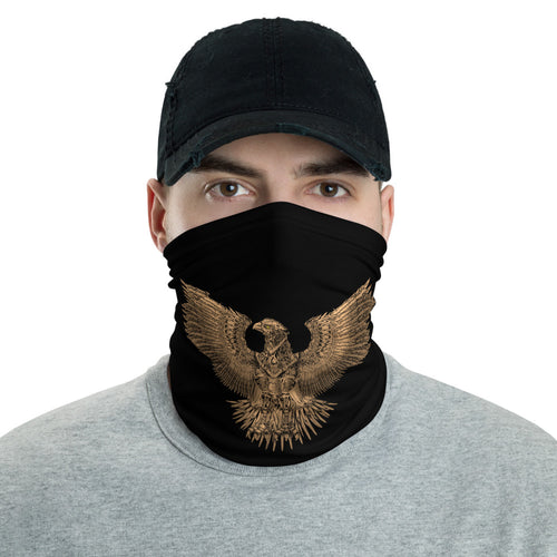 Anti Barbarian Steampunk Roman Eagle Neck Gaiter