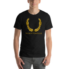 Load image into Gallery viewer, Numa Pompilius t-shirt