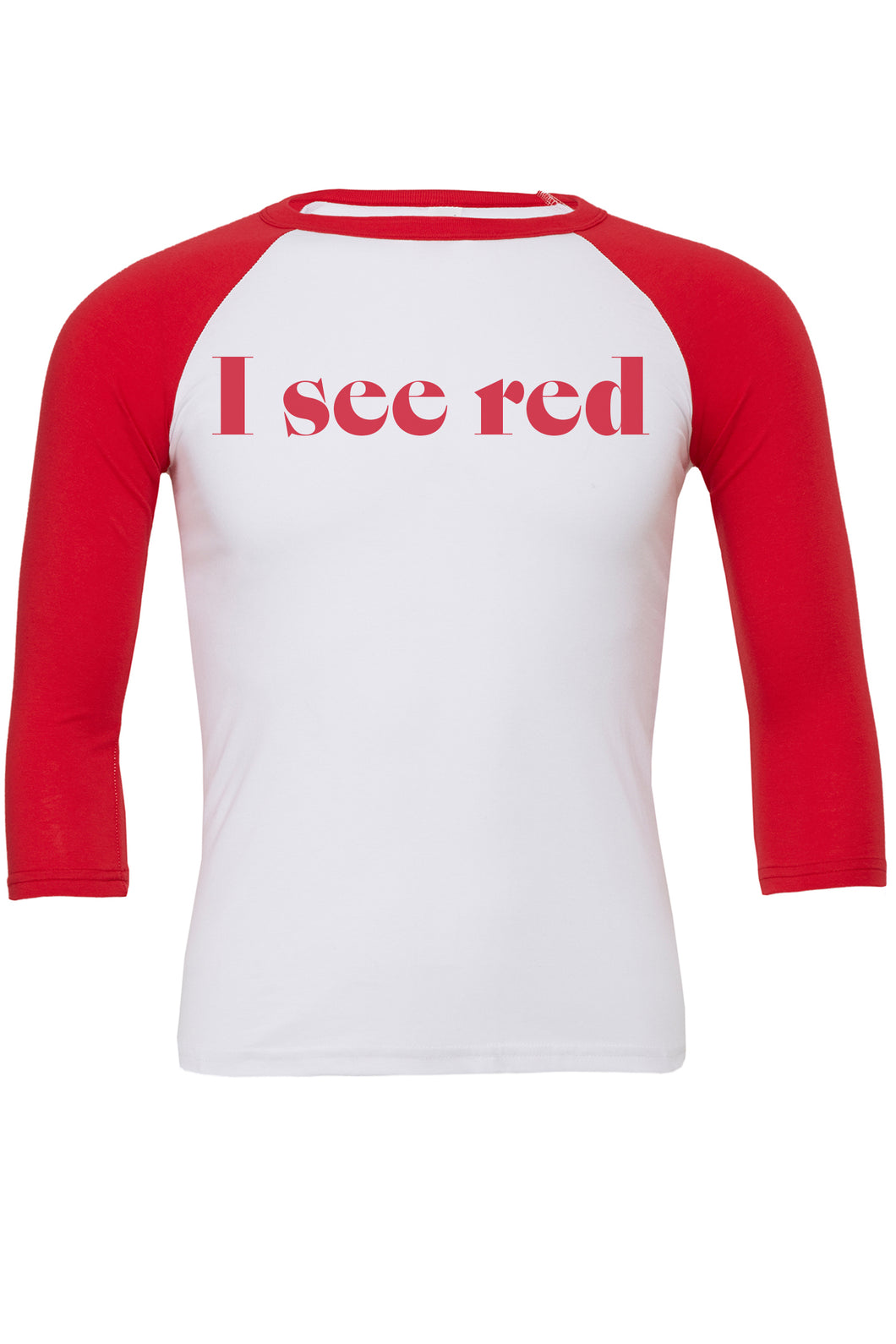 Geowulf I See Red T-shirt
