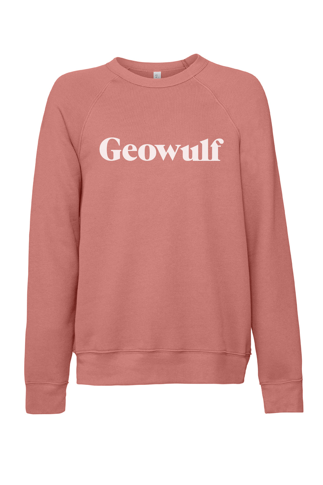 Geowulf Logo Sweater (available in multiple colours)
