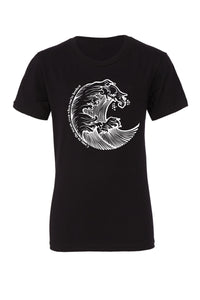 Geowulf Saltwater T-shirt (available in multiple colours)