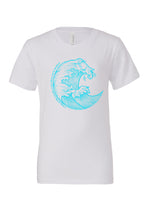 Load image into Gallery viewer, Geowulf Saltwater T-shirt (available in multiple colours)