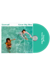 Geowulf Great Big Blue CD