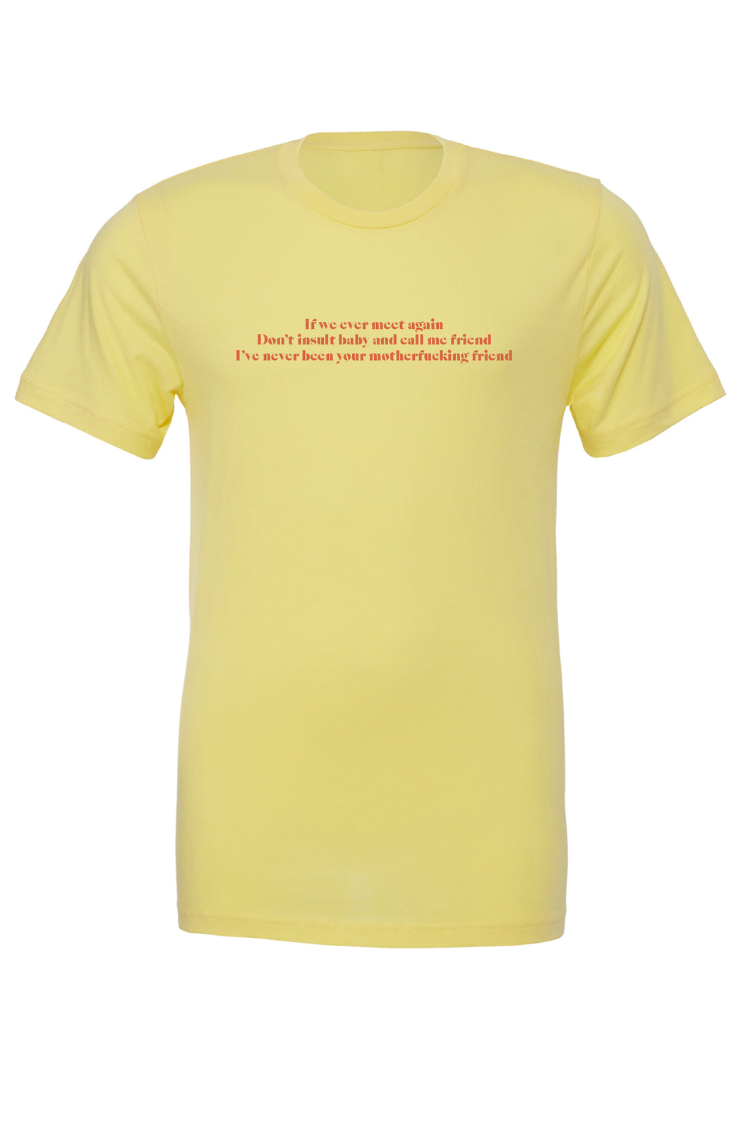 Geowulf Lyrics T-shirt