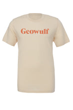 Load image into Gallery viewer, Geowulf Logo T-shirt (available in multiple colours)