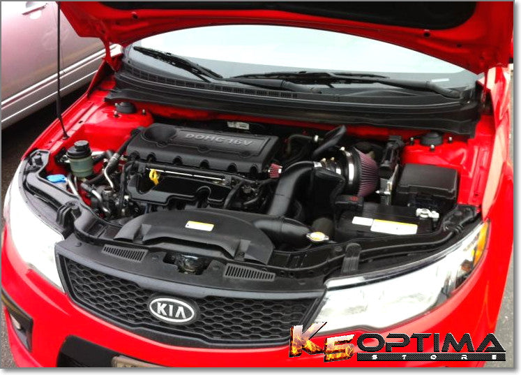 Kia Forte For Sale >> K5 Optima Store - Kia Forte K&N Typhoon Intake System