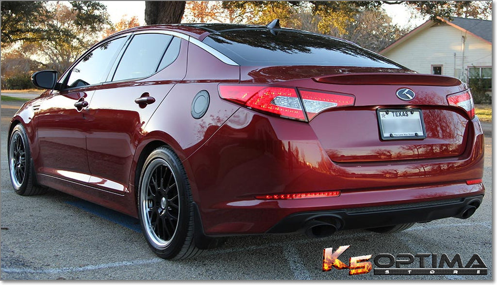 K5 Optima Store 2011 2013 Kia Optima Painted Trunk Spoiler