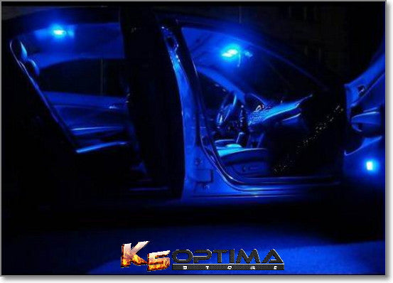 interior led lighting. 2014 Kia Optima Interior LED Kit Led Lighting