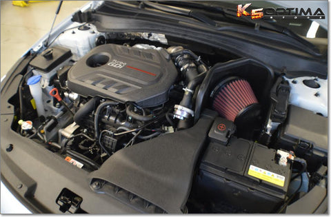 Kia Optima & Hyundai Sonata - AEM Induction Air Intake System