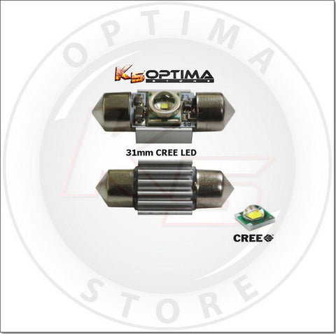 Kia K900 CREE Trunk Light LED Bulbs