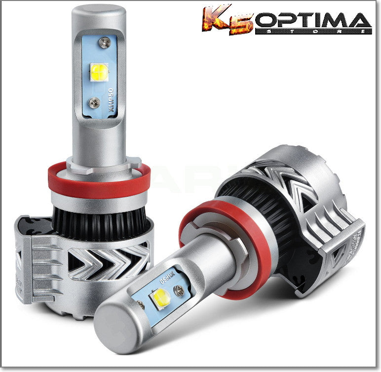 Kia LED Headlights