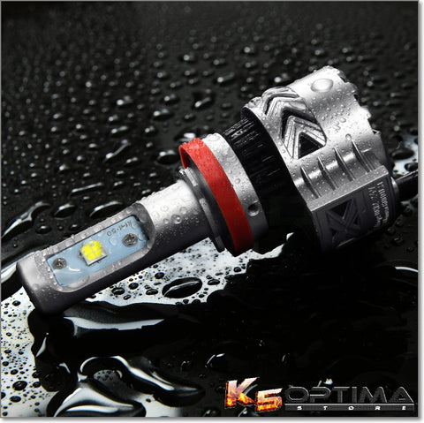 K5 Optima Store - 6,000 Lumen CREE LED Headlight or Fog Light Kit