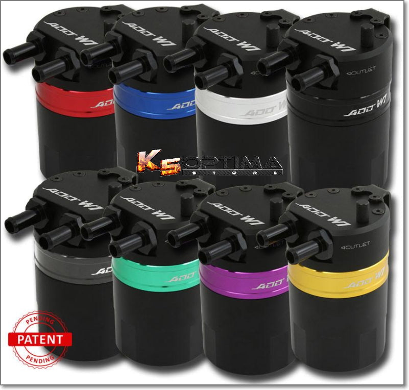 K5 Optima Store New Add W1 V3 Baffled Oil Catch Cans