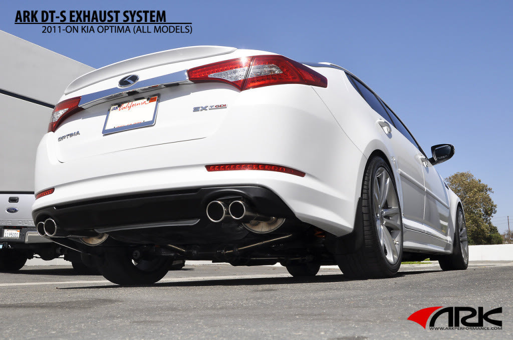 2011-2015 Kia Optima DT-S Exhaust system from Ark Performance