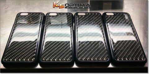 Authentic Carbon Fiber - iPhone 6 & 6+ Case