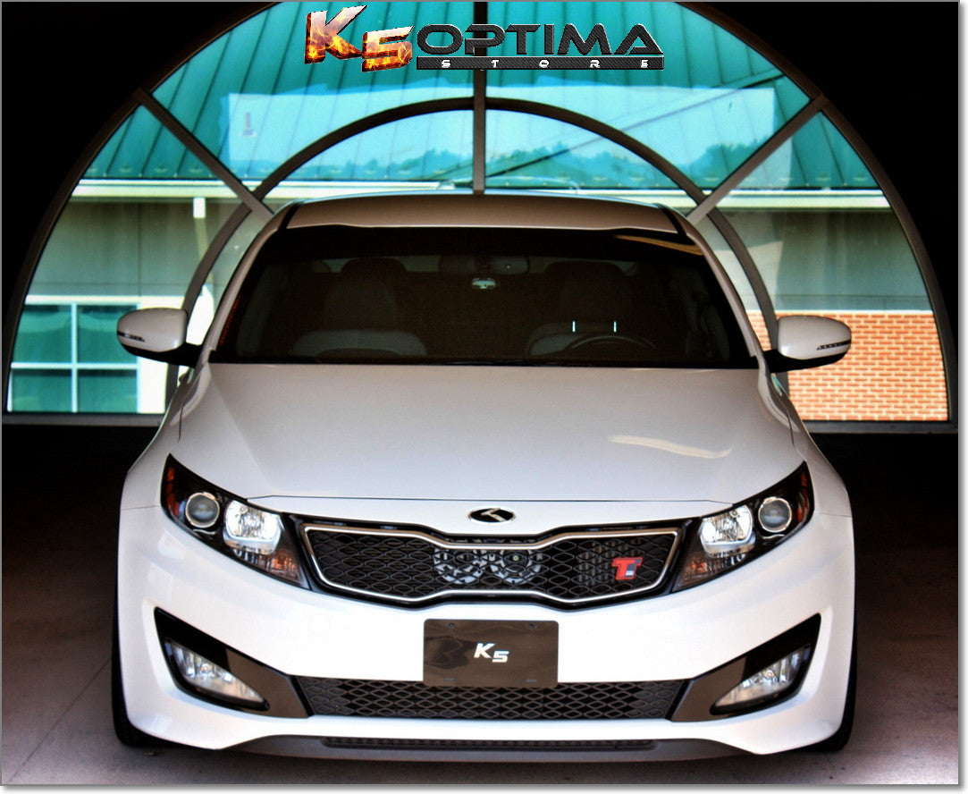 Kia optima horn upgrade