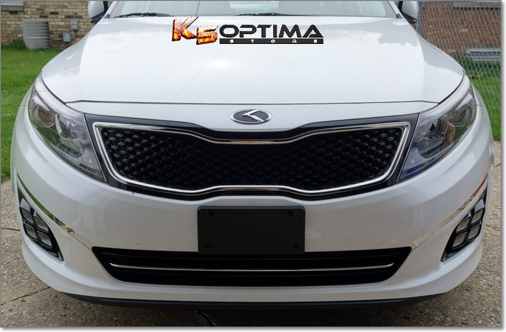 K5 Optima Store Kia 3 0 K Logo Emblem Sets Quot Chrome Edition Quot