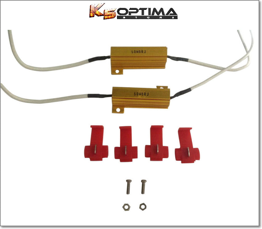 K5 optima store new led dual color switchback turn signal bulbs kia optima led turn signal bulbs led switchbacks load resistors sciox Choice Image