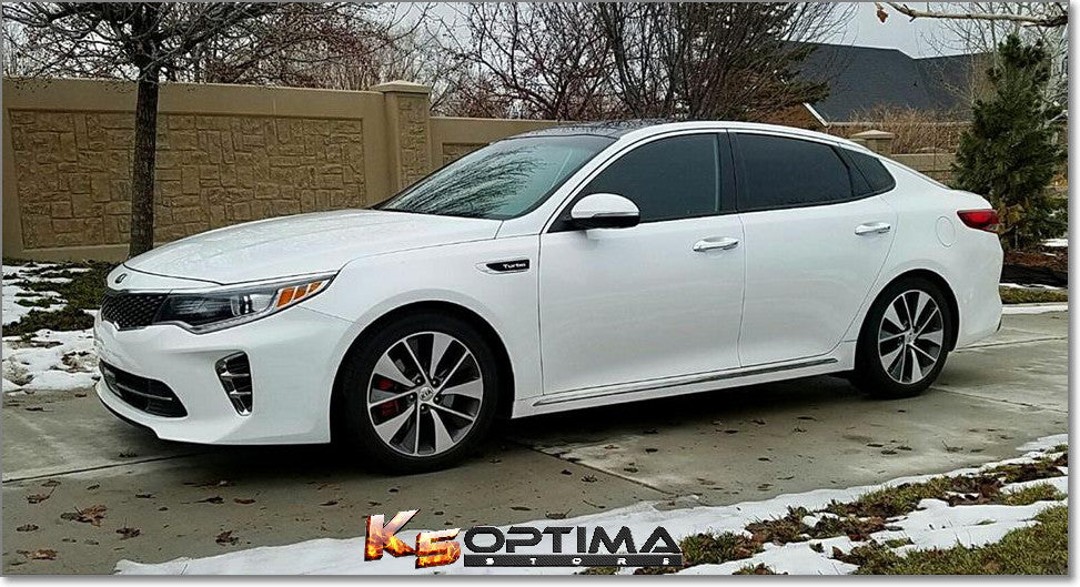 K5 Optima Store - Eibach Lowering Springs by Kinetic ...