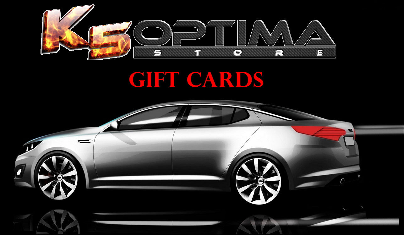 Kia Optima Gift Card