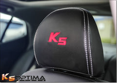 Kia Optima headrest covers
