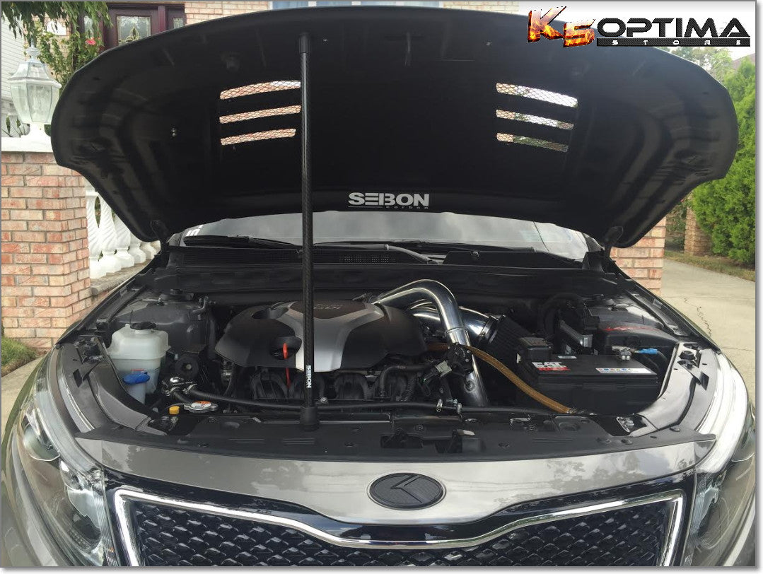 Kia optima Carbon Fiber