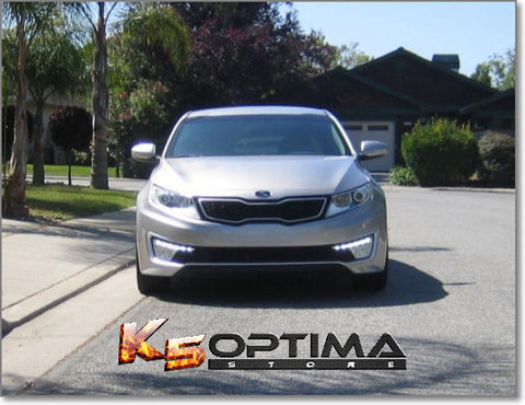 Hybrid LED DRL's or (Daytime Running Lights) OEM Kia Parts