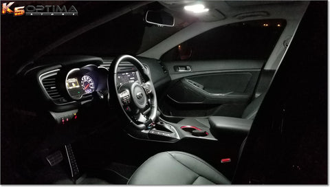 2011-2017 Kia Optima Interior LED Kit