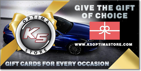 K5 Optima Store Gift Cards