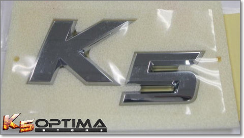 Kia Optima K5 Trunk Lid Emblem