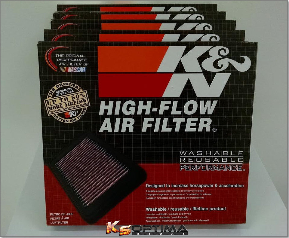 Kia & Hyundai K&N Replacement Panel Air Filter